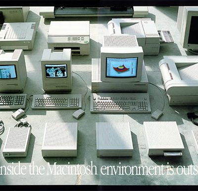 Apple Computer - Environment