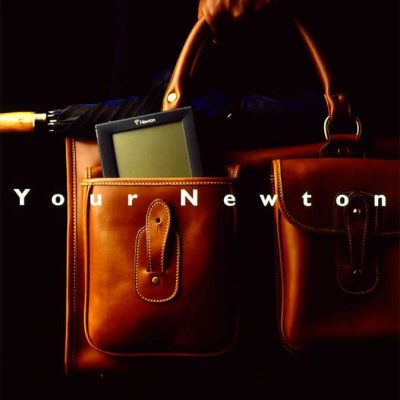 Apple Newton Briefcase