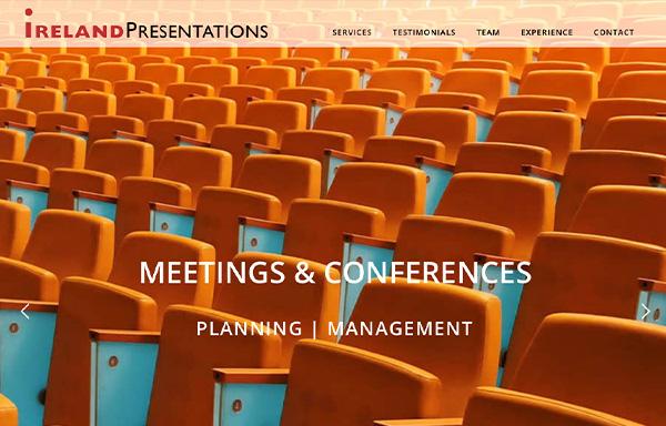 Ireland Presentations Website