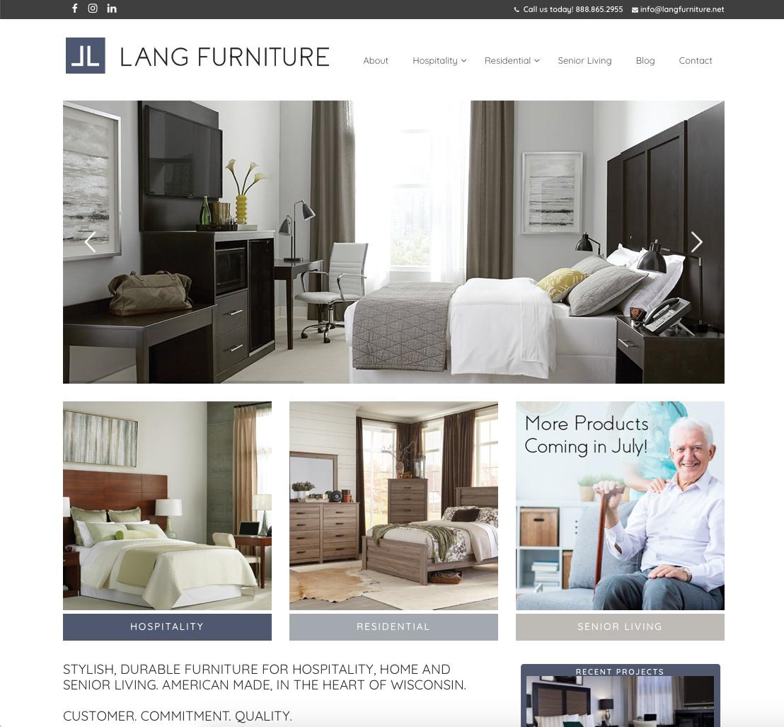 Lang Furniture Home