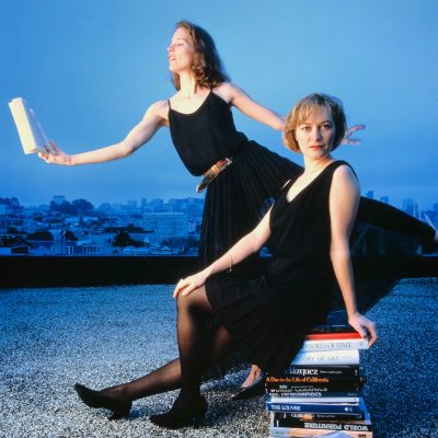 Nancy & Carol - Avid Readers